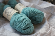 Sincere Sheep Equity Fingering yarn in St. Bart's blue