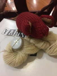We made yarn!