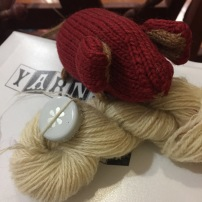 We made yarn!