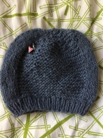 Barley hat by Tin Can Knits in O-Wool Local