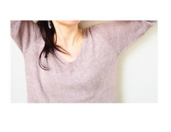 Picture of the holiday sweater by Eri, image copyright Eri